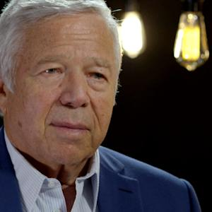 New England Patriots owner Robert Kraft opens up about late wife Myra, Seattle Seahawks head coach Pete Carroll