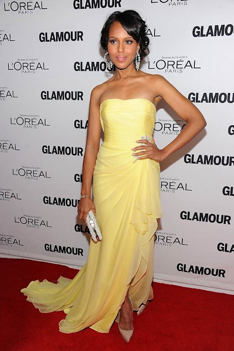 Kerry Washington Glamour Women Of The Year Awards