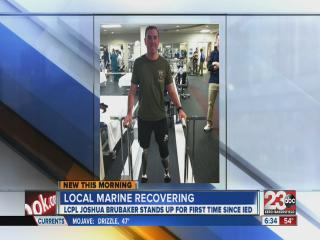 Local marine recovering