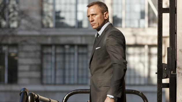 Daniel Craig is James Bond in 'Skyfall'  -- Columbia Pictures