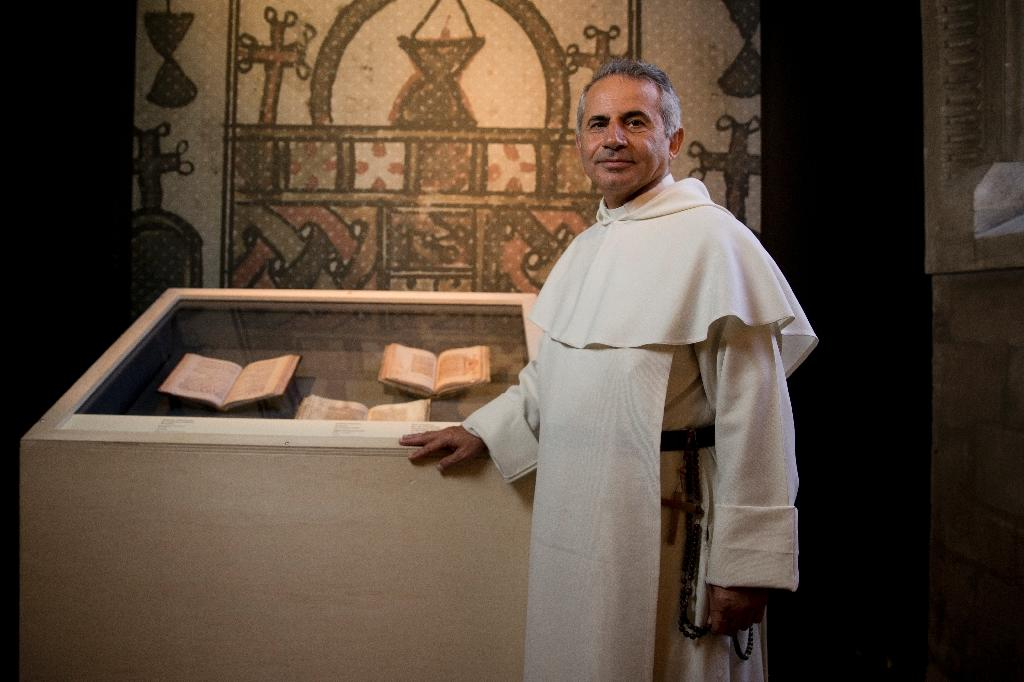 How an Iraqi friar saved ancient Christian manuscripts from IS