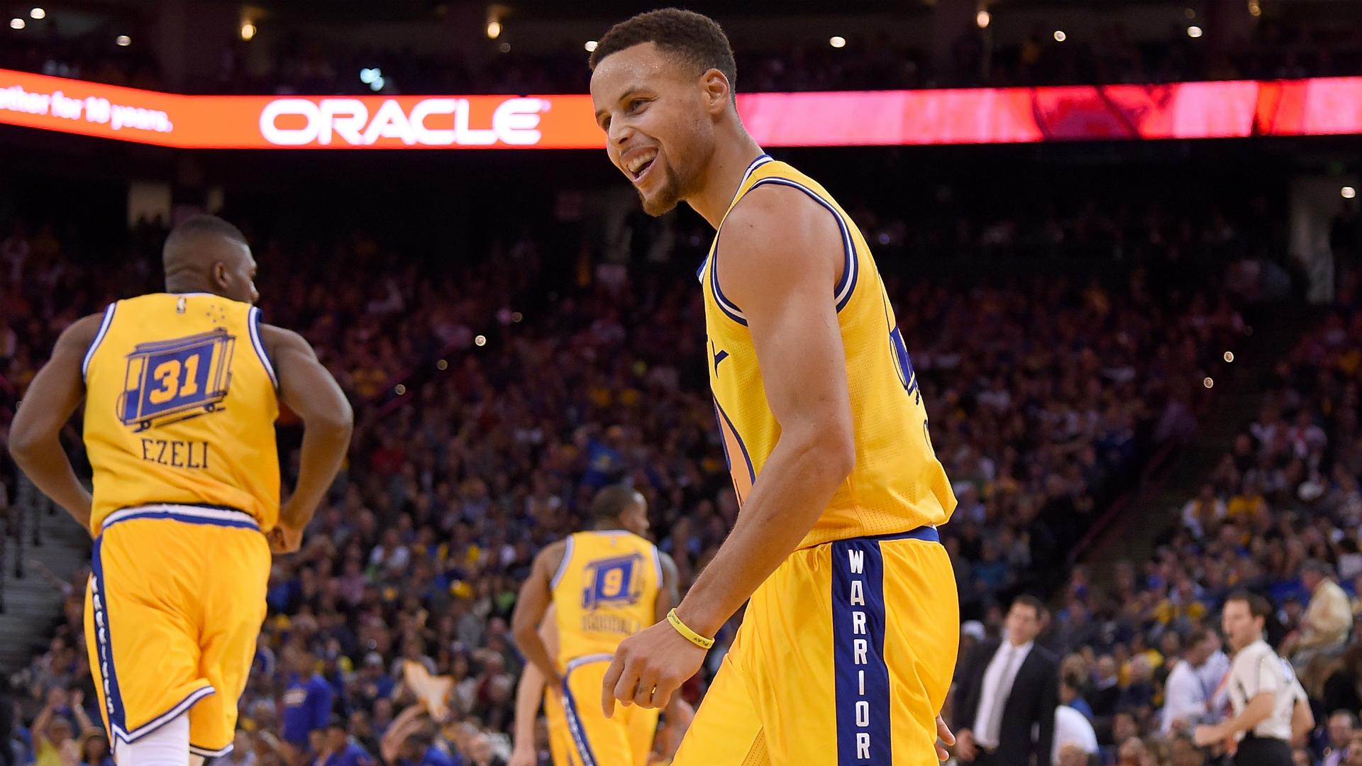 Warriors targeting win-streak record, says Curry