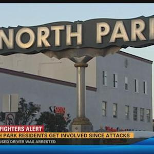 North Park residents get involved since attacks