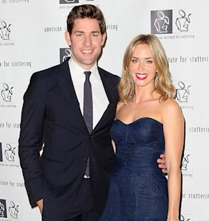 Emily Blunt Pregnant With First Child With John Krasinski