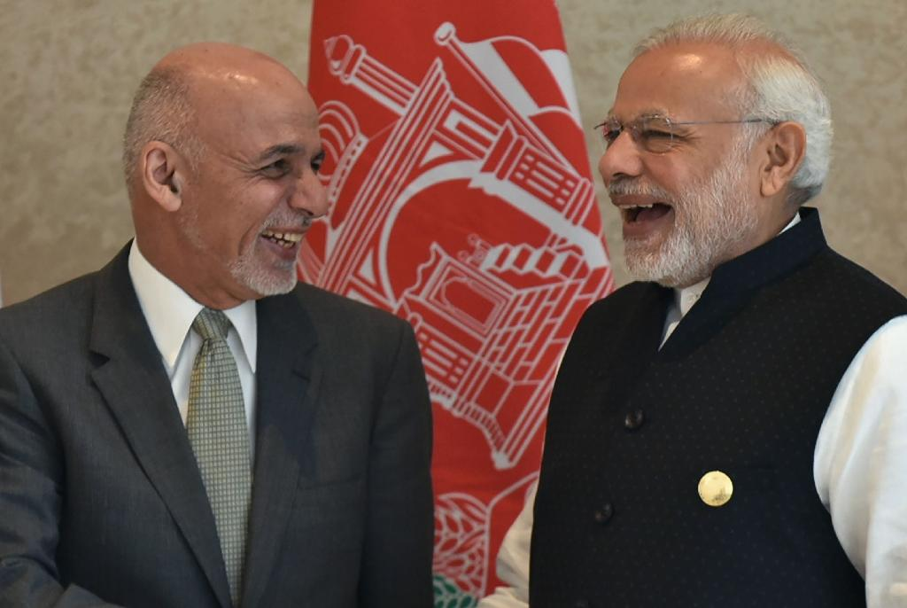 Afghan leader criticises Pakistan for 'undeclared war'