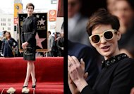 Anne Hathaway, beaucoup plus sage en Prada