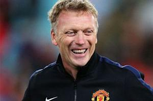 Moyes impressed with young Man Utd trio