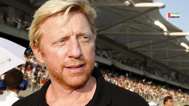 2011 Boris Becker