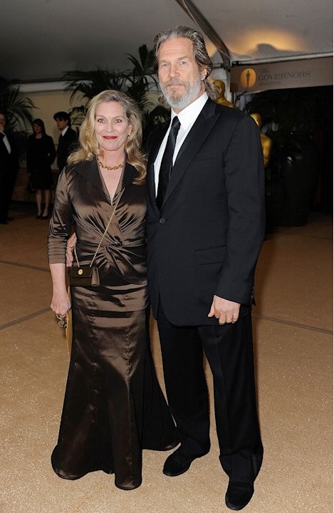 2009 AMPAS Inaugural Governors Awards Jeff Bridges