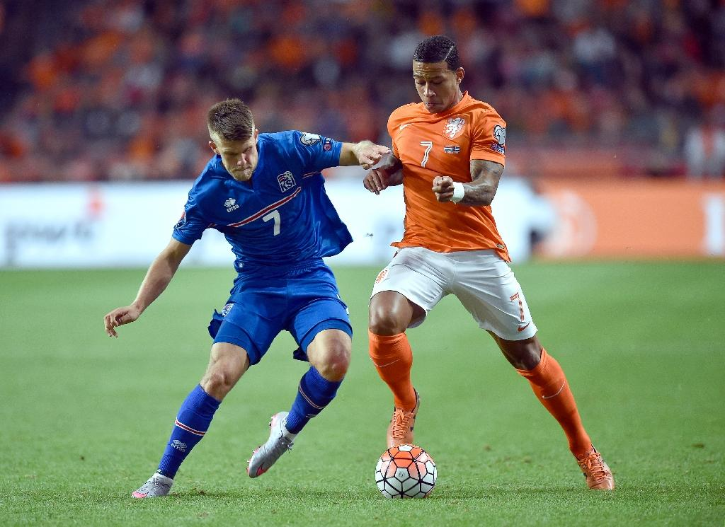 Dutch in danger as Iceland on brink of Euro 2016