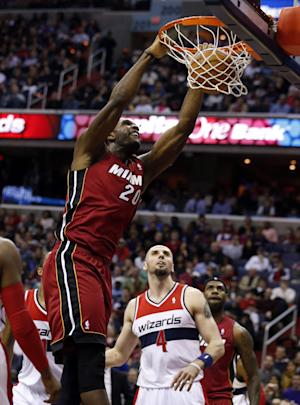 Oden, Heat ready for next step in comeback plan