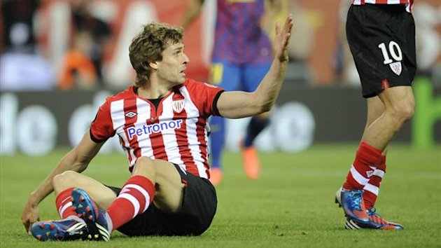 FOOTBALL - 2011/2012 - Athletic Bilbao - Llorente