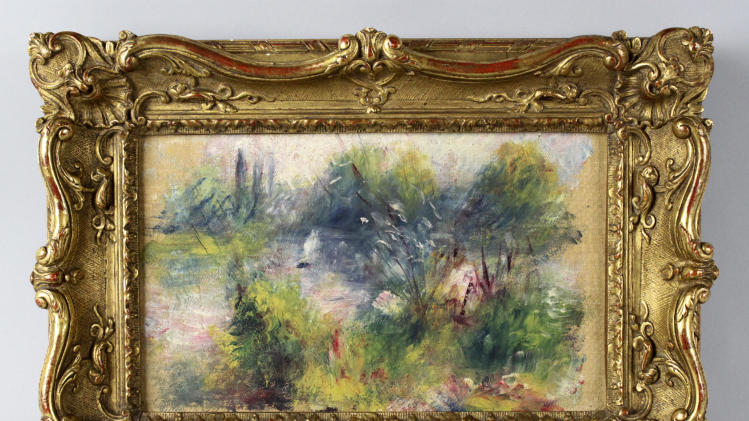Judge will determine Renoir painting's owner