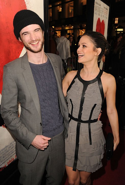 Waiting for Forever LA Premiere 2011 Tom Sturridge Rachel Bilson