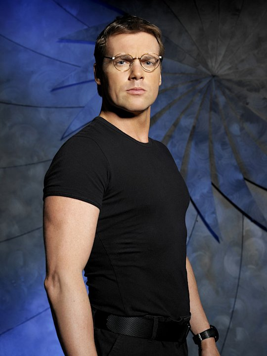 Michael Shanks stars as Daniel Jackson in Stargate SG1. 