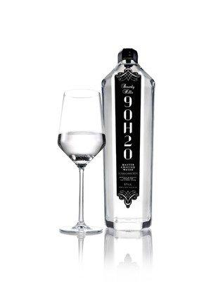 Beverly Hills 9OH2O, World's First Sommelier-Crafted Water, Launched Globally