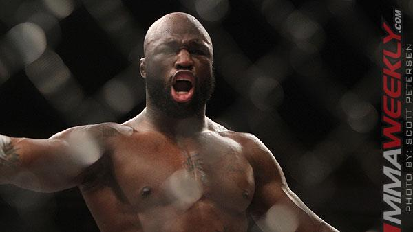 "For King Mo Lawal, Heading into Wednesday's Bellator 97, ""It's About the Belt"""