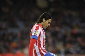Falcao 'happy and satisfied' at Atletico Madrid