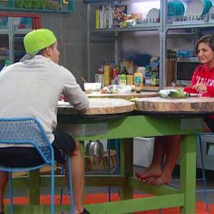 Big Brother - Cody's Colors - Live Feed Highlight