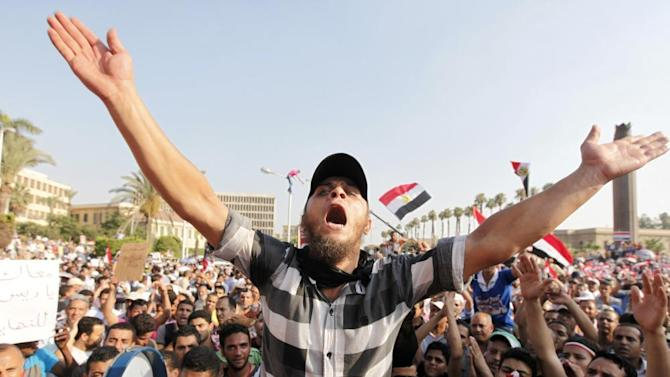 Egypt Army may scrap constitution, Parliament