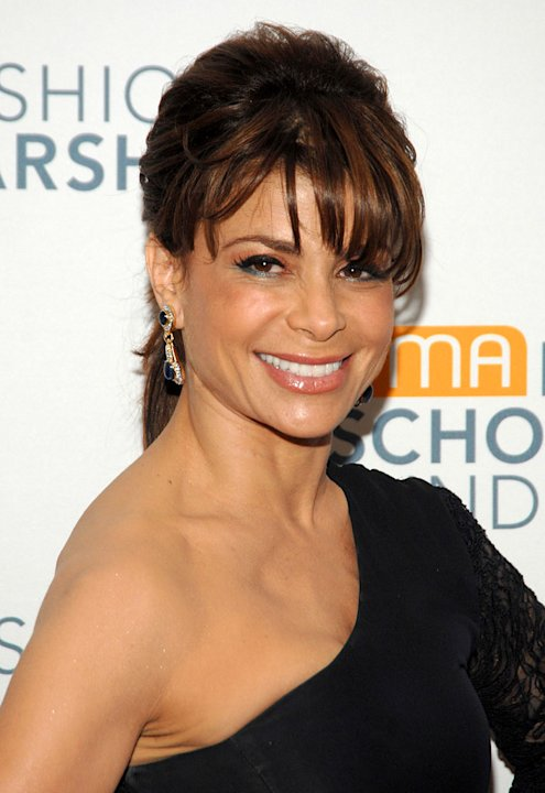 YMA Fashion Scholarship Fund Honors Paula Abdul.
