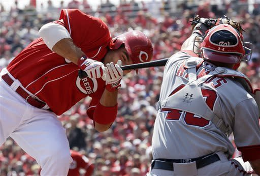 Desmond's HR rallies Nationals over Reds 7-6 in 11