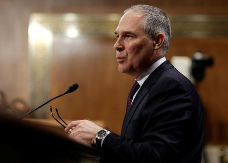 Trump EPA pick says backs biofuels program, but open to tweaks