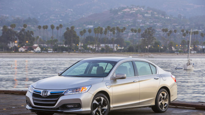 Accord's latest is most fuel efficient