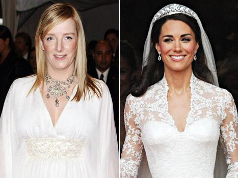 Kate Middleton's Wedding Dress Designer Wants to Design Her Maternity Clothes