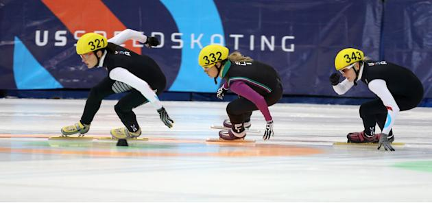 Short Track US Single Distance Championships - 500m