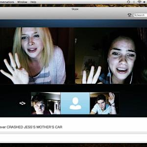 Film Clip: 'Unfriended'