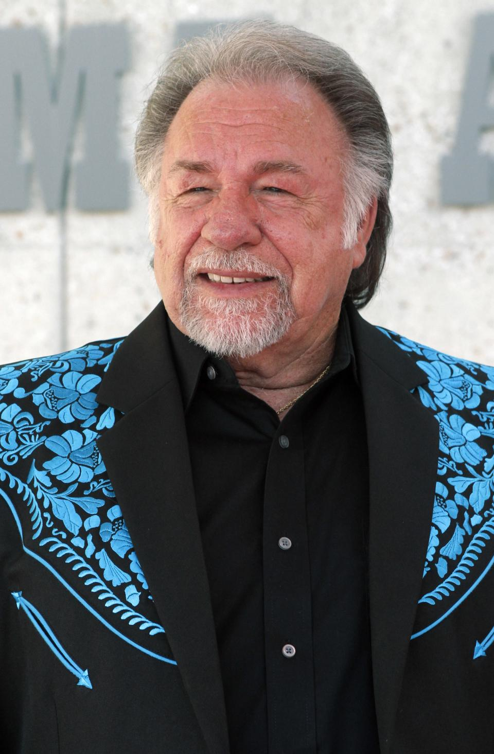 Gene Watson attends the Country Music Hall of Fame Inductions on Sunday, Oct. 21, 2012 in Nashville, Tenn. (Photo by Wade Payne/Invision/AP)