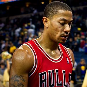 Not Even Derrick Rose Can Save the Chicago Bulls from Miami Heat