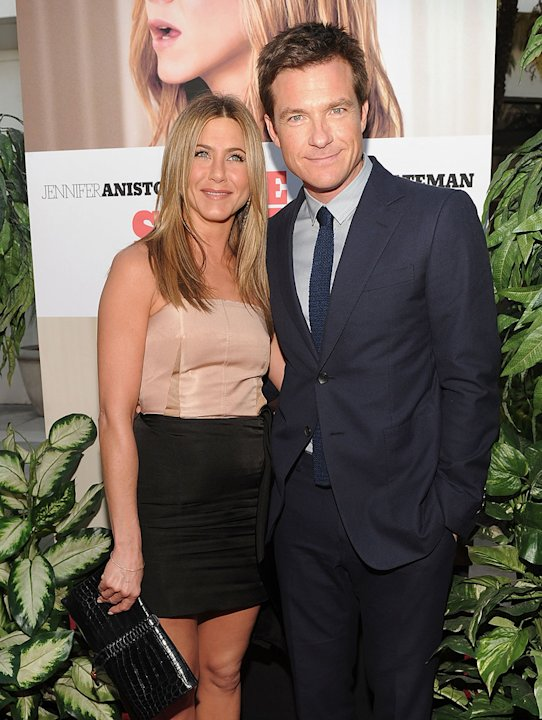 The Switch LA Premiere 2010 Jennifer Aniston Jason Bateman