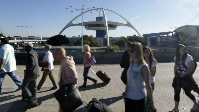 LAX returning to normal after shooting
