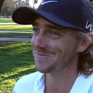 Tommy Fleetwood interview after Round 2 of Cadillac Match Play