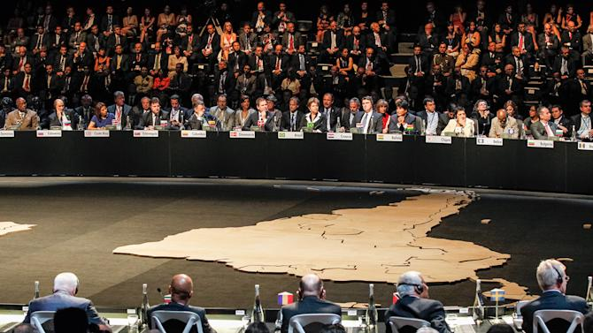 Chile summit shows limits of multilateralism