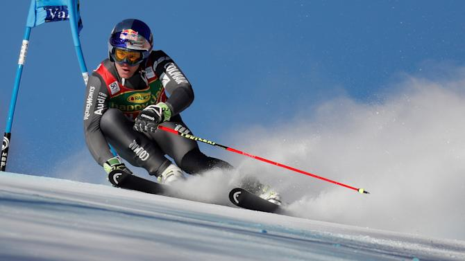 Alpine Skiing - FIS Alpine Skiing World Cup - Men's Giant Slalom