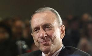 Sen. Arlen Specter in 2009 at the National Institutes of Health in Bethesda, Md.: Specter was known for always wanting to be part of the conversation.