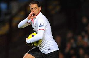 World Player of the Week: Javier 'Chicharito' Hernandez - Manchester United