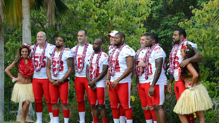 NFL: Pro Bowl-AFC Media Day