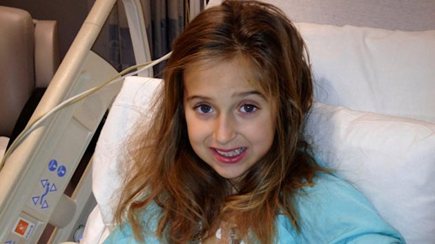 Rare Diagnosis Saves Girl Thought to Have Brain Tumor (ABC News)