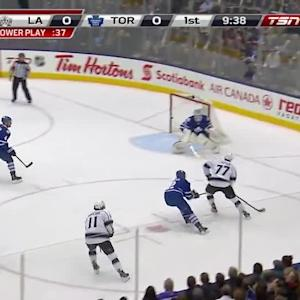 Los Angeles Kings at Toronto Maple Leafs - 12/11/2013