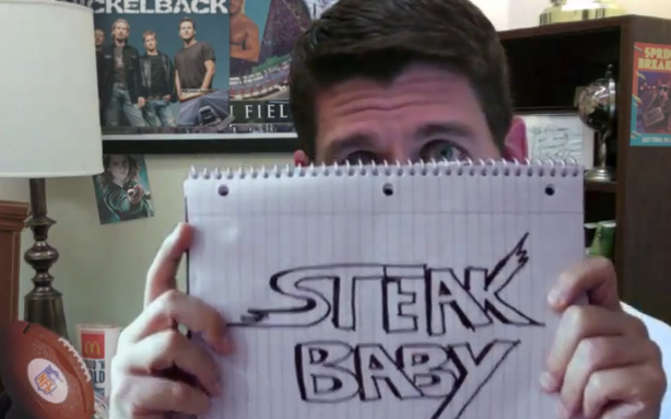 Paul Ryan Was In a Band Called Steak Baby