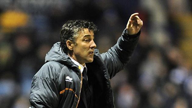 Wolves manager Dean Saunders hailed his side's display against Middlesbrough