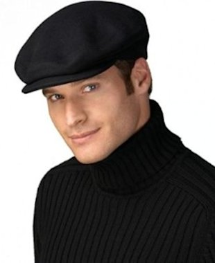 Country Gentlemen British Wool Cap