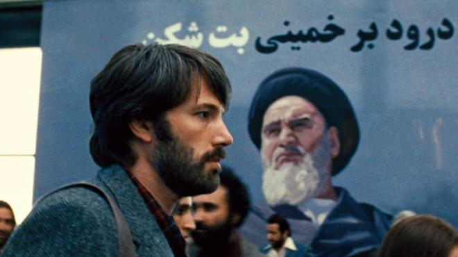 Ben Affleck's Argo: Snubbed for Best Director, but the odds-on favorite to score a Best Picture trophy.