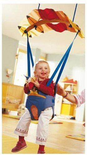 Jumparoos, Jumping Jacks and other affixed baby swings