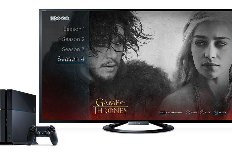 HBO Go is finally available on the PS4