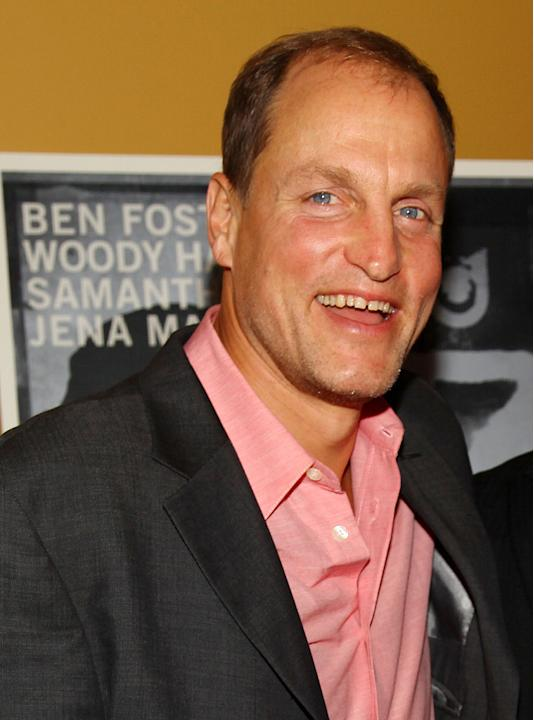 The Messenger NY premiere 2009 Woody Harrelson